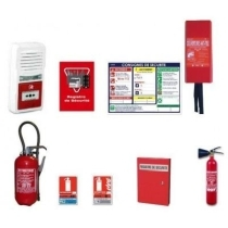 Packs protection incendie
