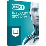 Eset internet security 2019 - 3 postes - 1 an