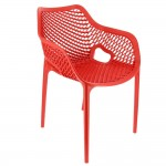 Fauteuil air rouge
