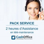 Pack de 2h d'assistance en télémaintenance