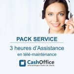 Pack de 3h d'assistance en télémaintenance