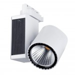 Spot LED/rail 3 allumages 35W 2200 lumens